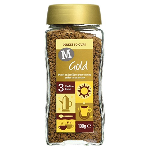 Morrisons Gold Coffee, 100g 51LaPa5fMXL