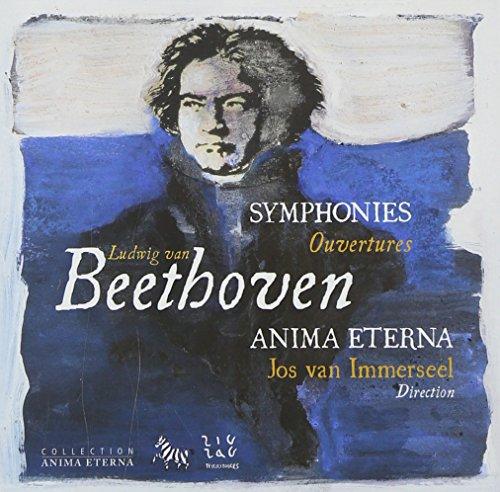 Beethoven: Symphonies - Ouvertures (coffret 6CD)