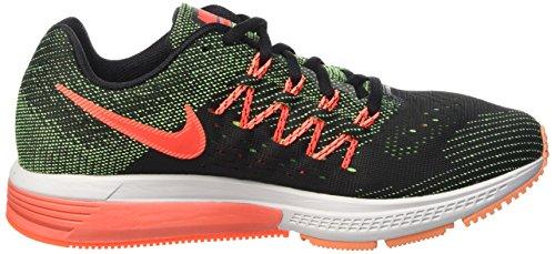 Scarpe grn Sportive hypr Vomero blk Uomo 10 Zoom Nike Brght Crmsn Strk Verde txBwqSn