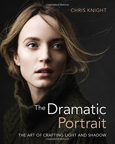 Dramatic Portrait: The Art of Crafting Light and Shadow por Chris Knight