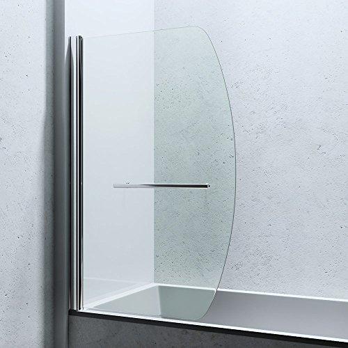 badewanne mit duschabtrennung preisvergleich die besten. Black Bedroom Furniture Sets. Home Design Ideas