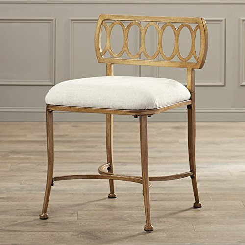 maxwell-vanity-stool-traditional-style-golden-brown-finish-by-hampton-house