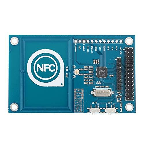 Wendry Module de Carte NFC, Module de Lecteur de Cartes à Puce RFID PN532 Carte d'extension NFC pour Arduino Raspberry PI, Prise en Charge de la Commutation d'interface SPI, IIC et UART
