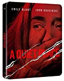 Locandina A Quiet Place 4k Ultra HD Limited Edition Steelbook / Import / Includes Region Free Blu Ray