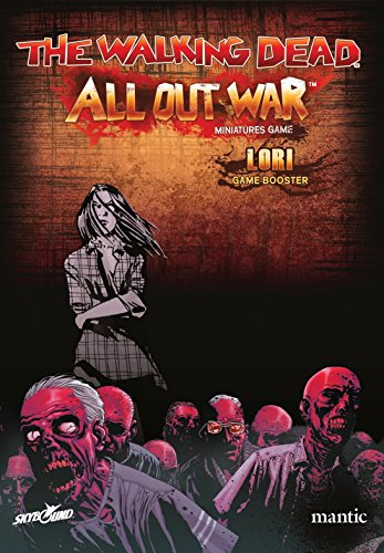 2 Tomatoes Games- Booster Lori-The Walking Dead: All out War (Oleada 1), (5060469660103)