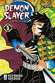 Demon slayer. Kimetsu no yaiba (Vol. 5)