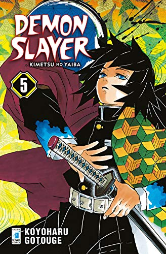 Demon slayer. Kimetsu no yaiba: 5 (Big)