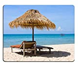 Luxlady Mousepad Beach Chairs - Best Reviews Guide