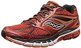 Saucony Herren Guide 8 Schuhe, Rot