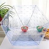 La Cabina Couvercle de parapluie d'aliments Pique-nique Barbecue Party Sports Fly Mosquito Net Tent