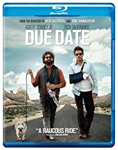 Due Date [Blu-ray] [2010] [US Import]