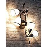 Romántica Lámpara de Techo de Estilo Art Nouveau 6145n