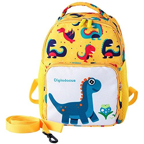 Mochila para niños dinosaurios