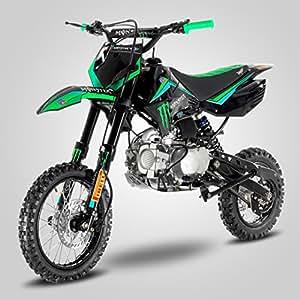 MOTO DIRT BIKE SMX-5 MONSTER 125CC 12/14