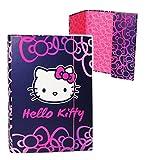 Unbekannt Heftordner / Ordner A5 -  Hello Kitty  - für Hefte, Zettel und Mappen - Gumm..