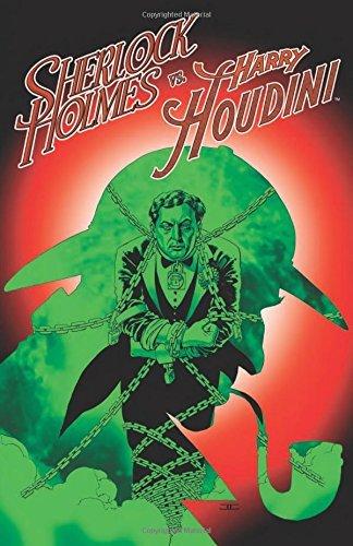 Sherlock Holmes Vs. Harry Houdini by Anthony Del Col (2015-09-08)