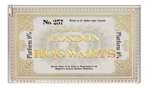 Harry Potter - Estuche Howarts Express Ticket