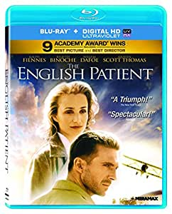 English Patient [Blu-ray] [Import anglais]