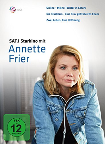 SAT.1 - Annette Frier Box (3 DVDs)