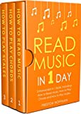 3 Manuscripts in 1 Book, Including: How to Read Music, How to Play Chords and How to Play Scales!Book 1)How to Read Music: In 1 Day - The Only 7 Exercises You Need to Learn Sheet Music Theory and Reading Musical Notation TodayDo you want to learn how...