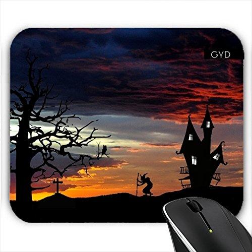 Mousepad - Halloween Horror Unheimlich Gruselig by Grab My (Ideen Beängstigend)