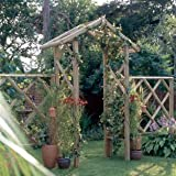 Forest Forest Rose Arch