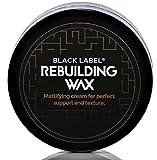 DAS HAARWACHS BlackLabel Only for Men Rebuilding Wax 75 ml mit Zedernholz und Lemongras - Hair Wax - Haarwachs