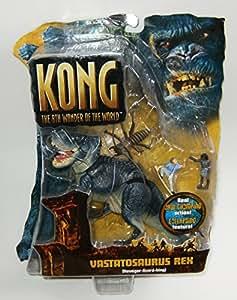 King Kong The 8th Wonder of the World Action Figure Vastatosaurus Rex