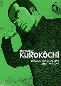 Inspecteur Kurokôchi Edition simple Tome 6