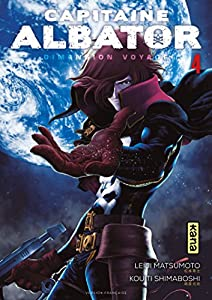 Capitaine Albator : Dimension Voyage Edition simple Tome 4