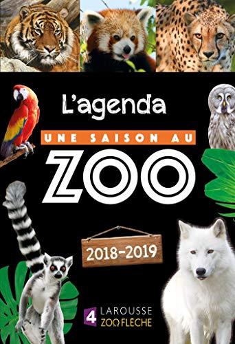 L'agenda une saison au zoo 2018-2019 PDF Books