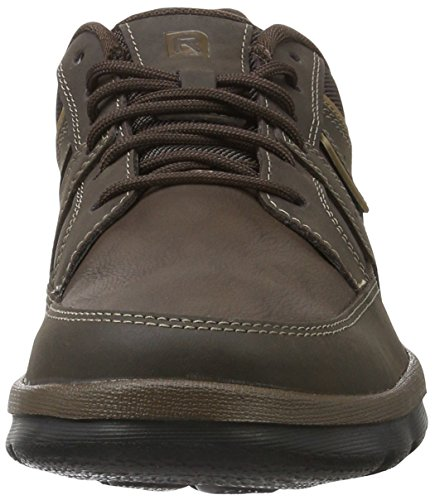 Rockport Gyk Blucher, Derby homme Marron