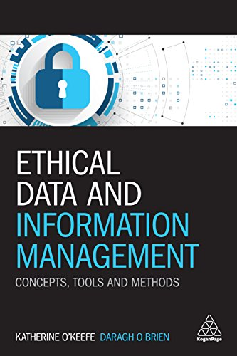 Ethical Data and Information Management: Concepts, Tools and Methods (English Edition) por Katherine O'Keefe