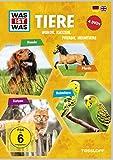 Was Ist Was DVD Tiere. Hunde, Katzen, Pferde, Heimtiere