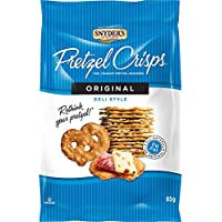 Snyder´s Pretzels Crisps Original 85gr