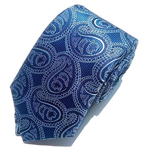 GLMXJJ Herren Krawatte Trend Herren Krawatte British Student Tie Knot Hochzeit Boxed Krawattenklammern Polka Dot Tie @ Navy