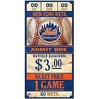 WinCraft New York Mets MLB Ticket Schild