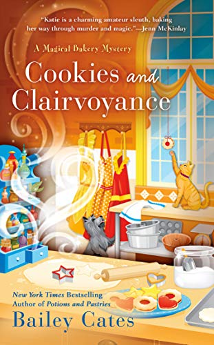 Cookies and Clairvoyance (A Magical Bakery Mystery Book 8) (English Edition) - Magic Garden Teller