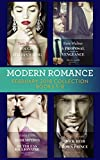 Modern Romance Collection: February 2018 Books 5 - 8: Bought with the Italian's Ring ...