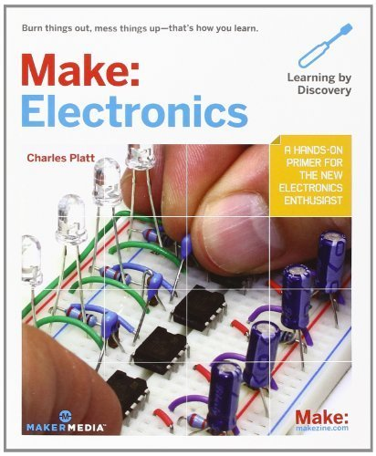 Make: Electronics (Learning by Discovery) by Charles Platt (2009) Paperback
