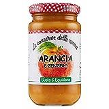 Le Conserve della Nonna Marmellata di arancia e zenzero con soli zuccheri della frutta 210g