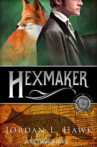 Hexmaker (Hexworld Book 2) (English Edition) von [Hawk, Jordan L.]