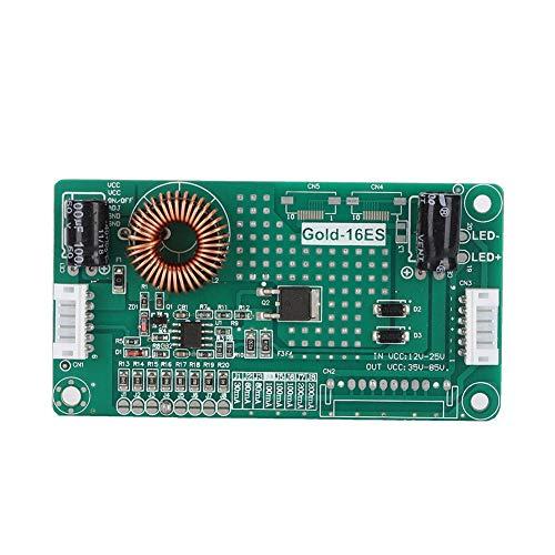 Lazmin Universal LED TV Treiberplatine, 10-42 Zoll Lichtband Hintergrundbeleuchtung Treiberplatine für komplette TV-Ersatzteile DIY-Kit - Element Electronics Lcd-tvs