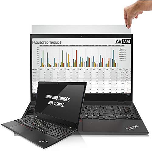 Premium Blickschutzfilter fur 14 Zoll Laptop, Privacy Screen Filter, Anti-Spy Blickschutzfolie - von AirMat (14″ 16:9 Bildschirme) (14-zoll-laptop Privacy Screen)