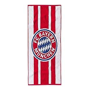 FC Bayern Handtuch Emblem 50x100cm: Amazon.de: Sport