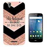 003694 - Quote - She Believed Could Did Design Acer Liquid