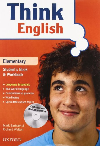 Think english. Elementary. Student's book-Workbook-Culture book. Con espansione online. Per le Scuole superiori. Con CD Audio. Con CD-ROM