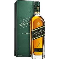 Johnnie Walker Green Label 15 Year Old Blended Malt Scotch Whisky 70 cl