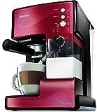 Breville VCF046X PrimaLatte 3 in 1 Kaffeemaschine | Espressomaschine | Kaffeepadmaschine | 15 Bar | für verschiedene Milchtypen geeignet