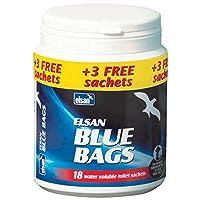 Elsan BAG15 Chemical Toilet Bags-Blue 1